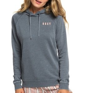 ROXY Seaview Avenue A Zip-Up Hoodie SMALL
